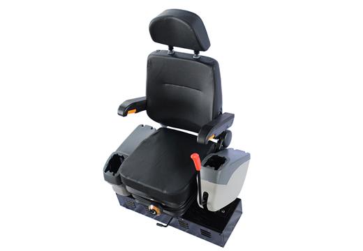 工程车座椅定做