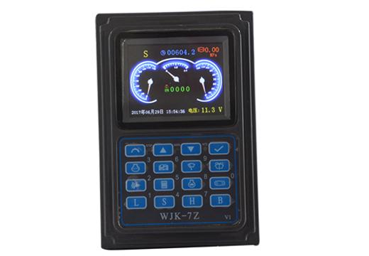 工程车仪表监控器