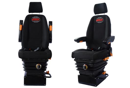 装载机座椅 挖掘机座椅 工程车座椅定做