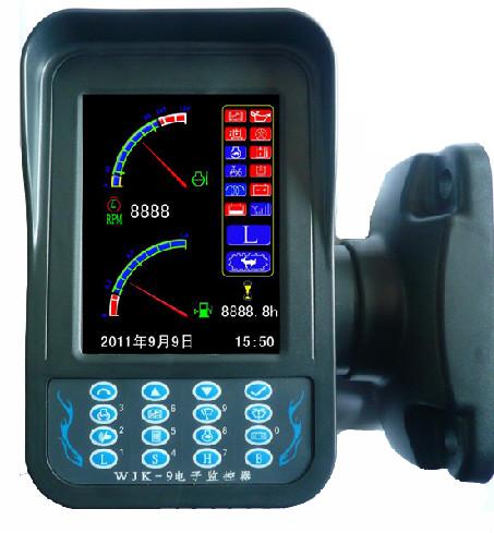 工程车电子监控器